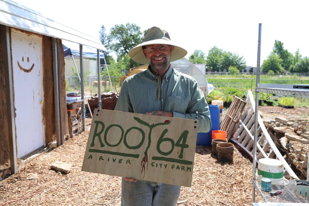 Randy : créateur de root 64